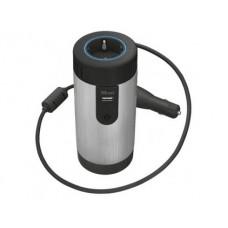 ADAPTADOR DE CORRENTE TRUST PARA CARRO 230V USB COM SAIDA 2.1 A / 10W