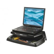 Suporte q-connect para portatil e monitor pc suporta ate 25 kg - 465 x 345 x 120 mm