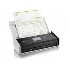 SCANNER BROTHER ADS1600W SECRETARIA DOCUMENTAL DUPLA FACE MEDIDAS A4 VELOCIDADE 4,5 SEC