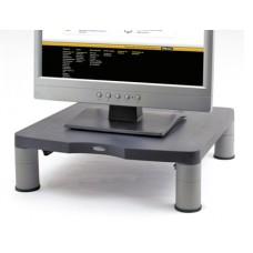 Suporte fellowes para monitor tft standard ajustavel em altura 50/100x340x340 mm cor grafite