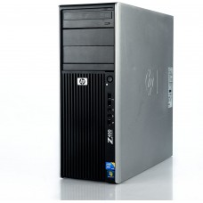 HP Z620 WorkStation (Xeon E5-2609/64GB/SSD 480GB/QUADRO 4000 2GB) Recondicionado