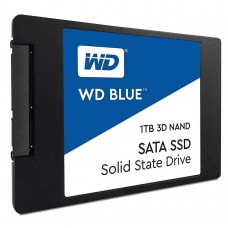 "Disco WD SSD Blue 1TB SATA III 6Gb/s 2.5"""