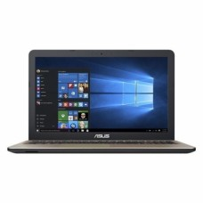ASUS  X540UB-36D11PB1  - INTEL I3 4GB 500GB HDD 15,6PPHD ULTRASLIM GF MX110 2GB WIN10 PRETO