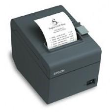 Epson TM-T20II (Serie+USB) - Velocidade de impressão: 200 mm/s, Fonte de alimentação externa (PS-180)