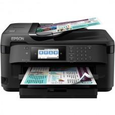 Impressora EPSON Multifunções WorkForce WF-7710DWF - C11CG36413