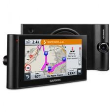 """GARMIN GPS AUTOMOVEL DEZLCAM 6"""" LMT EUROPA CAMIAO C/ CAMARA INCORPORADA"""