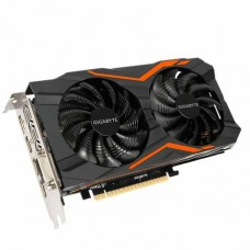 PLACA GRAFICA GIGABYTE GTX 1050 Ti G1 Gaming 4GB 3xHDMI/1xDual-Link/1xDVI-D/1xDP - GV-N105TG1 GAMING-4GD
