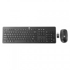 HP Slim Wireless KB and Mouse