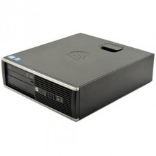 Desktop Recondicionado HP 8200 SFF I5,4GB RAM, WINDOWS 7 PRO