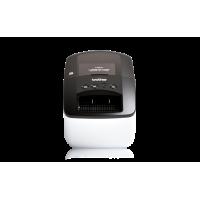 QL-710W Impressora de etiquetas profissional desenhada para casa ou para o escritório com conexão WiFi