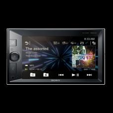 "Auto Rádio SONY Display 6,2"" MP3/Bluetooth/AUX/USB MEGABASS 4x55W - Part No. XAVV630BT.EUR"