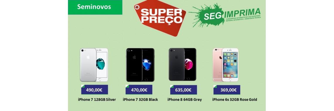 iPhones Seminovos