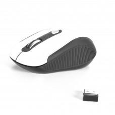 NGS - Rato Ótico Wireless WHITEHAZE