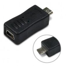 METRONIC - ADAPTADOR MINI USB / MICRO USB 470229