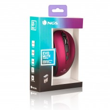 NGS - Rato Wireless EVOMUTEPURPLE
